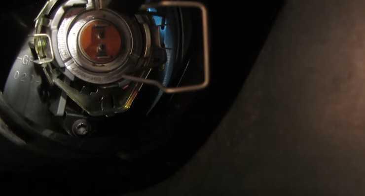 был демонтирован, фото ламп на приору дальний свет колготок